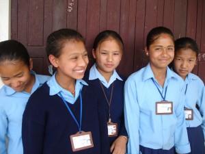 Anita Pun, Pratima Shrestha, Shanti Gurung, Nisha Bhandari, Mini Kimari Ghale