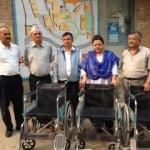 wheelchair April 16